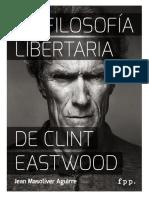 La Filosofia Libertaria de Clint Eastwood - J. Masoliver - 2015 - 19p
