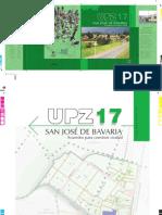 Upz 17 San Jose de Bavaria