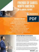 Annual Report Website
