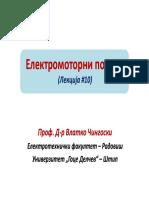 EMP - Lekcija 10