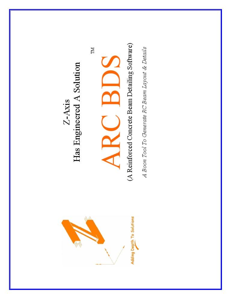 Arc-bds Pro Brochure | Beam (Structure) | Input/Output