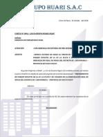 HUARIA CARTA  N° 61 DE PRESENTACION DE ESTUDIO DE SUELO DE VANADIO.docx