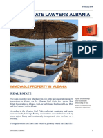 Albania Real Estate Attorneys