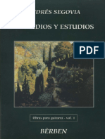 A.Segovia - Vol.1 - Preludios y Estudios - Berben.pdf