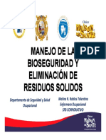 Bioseguridad Residuos MelinaRobles FDM