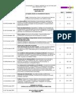 Dosificación 2do Trimestre H II