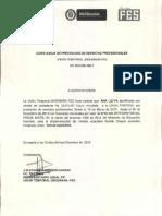 Certificaciones c Ruz y Sta Lucia
