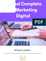 O Manual Completo Do Marketing Digital