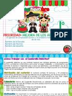 Cuadernillo Didáctico 1° Septiembre Semana 1 .pdf · versión 1