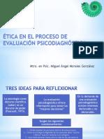 4 Ética en El Proceso de Evaluación Psicodiagnóstica
