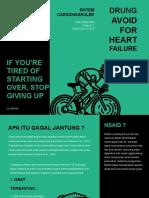 Black Green Bicycle Cycling Fitness Tri-fold Brochure (2).doc