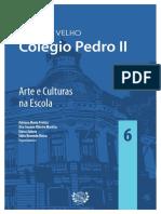 Volume 6 Arte e Culturas Na Escola