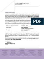 NACPAE Invitation for February ATD-TSU