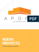 Presentación Ofibodegas Apopa 2019