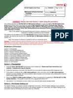 700-700i DCP V3 7 MN System SW Download Procedure 20111028