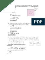 MARTINEZ Ideal Gas and Polytropic Problem