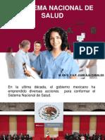 5. Sistema Nacional de Salud