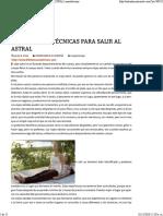 8 EXCELENTES TÉCNICAS PARA SALIR AL ASTRAL _ maestroviejo.pdf