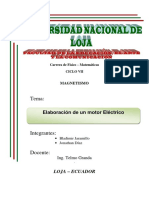 Informe Motor