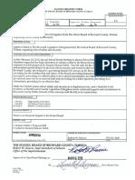 Broward School Board Agenda Request Form