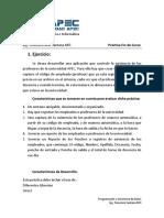 Práctica 2 de Subnetting - Individual