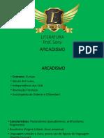 ARCADISMO