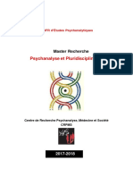 Brochure M2R Psychologie 2017 2018