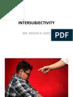 Intersubjectivity Pics