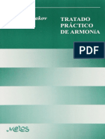 Tratado Práctico de Armonía -Rimsky Korsakov