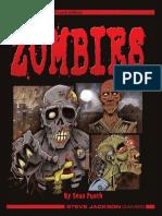 GURPS 4e - Zombies