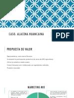 Caso Alacena Huancaina
