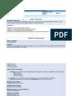 KEDI Pllaneacion Didactica U1