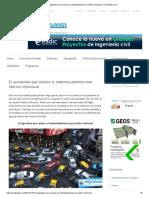 El Algoritmo Que Reduce El Embotellamiento Por Tráfico Vehicular _ CivilGeeks.com