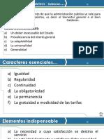 Los Contratos Administrativos RETRA 2019