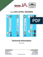Ti Reflex Level Gauge En