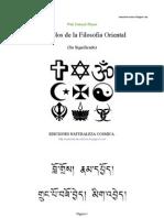 Simbolos de la Filosofia Oriental