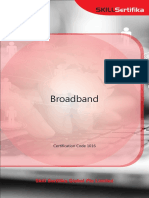 SKILLSertifika Broadband