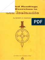 Graded Readings and Exercises in Old Icelandic