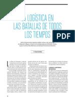 Logistica en las batallas