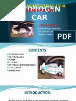 Hydrogen Car(Soumya)