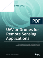 uav or drones | Unmanned Aerial Vehicle | Augmented Reality