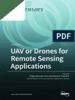 uav or drones