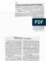 Philippine Star, Feb. 7, 2019, House withdraws OK of death penalty for drugs.pdf
