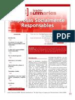 21 Estrategia_Empresas Socialmente Responsables