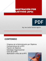 12 Administración Por Objetivos (Apo) (1)