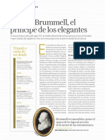 George Brummell (Historia National Geographic)