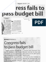 The Manila Times, Feb. 7, 2019, Congress fails to pass budget bill.pdf