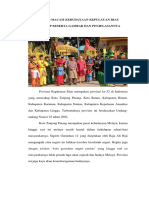 Budaya Pulau Riau
