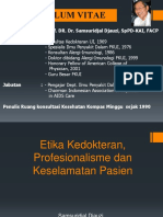 05 - Etika Dan Keselamatan Pasien - Prof Samsuridjal