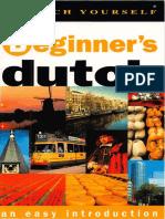 Beginner's Dutch